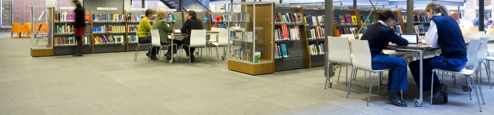 het kennisnetwerk voor hogeschoolbibliotheken