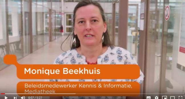 Hogeschool Rotterdam: beVLOGen over open science