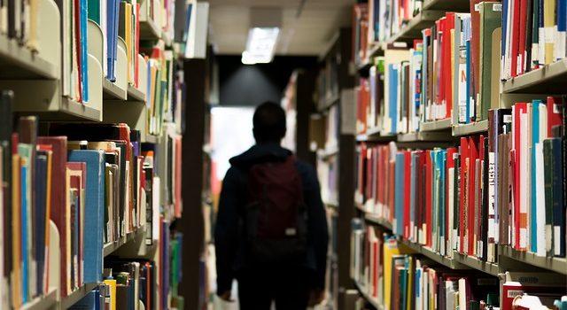 De Hogeschool Bibliotheek gaat op zijn kop