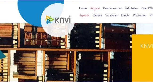 KNVI O&O Middag: Informatievaardighedenonderwijs in tijden van Corona – Lessons learned