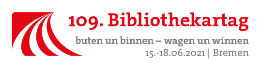 109e Deutscher Bibliothekartag: Call for papers