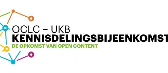 OCLC-UKB Kennisdelingsbijeenkomsten – Open Content