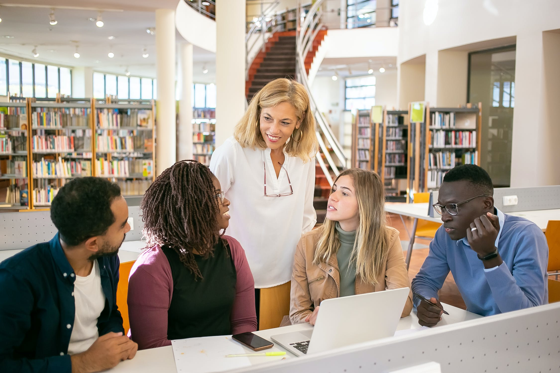 Gezocht: Informatiespecialisten lerarenopleidingen